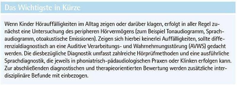 die verordnung einer logopdischen therapie bei avws ist nach sp2 heilmittelkatalog strungen der auditiven wahrnehmung mglich - Wahrnehmungsstorungen Beispiele